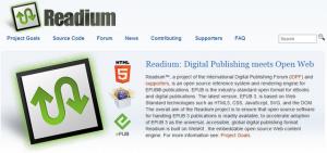 El Grupo Hachette Livre se une al proyecto Readium para la difusión del formato epub3