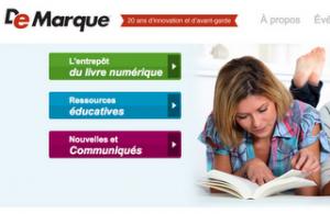 La empresa tecnológica quebequense De Marque obtiene un millón de dólares de Gallimard, La Martinière y Flammarion