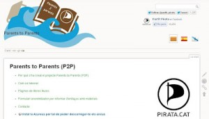 Se lanza Parents to Parents, portal para compartir libros de texto vía P2P