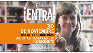 El días de las librerías