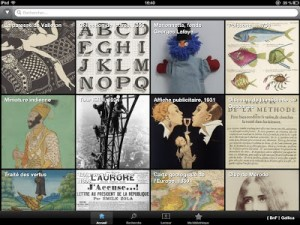 La Biblioteca Nacional de Francia lanza la aplicación Gallica para iPad