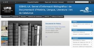 Se presenta SIBHIL·LA, fondo bibliográfico documental sobre la historia, el arte y la literatura de Cataluña