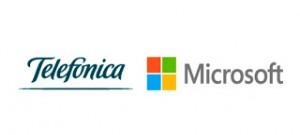 Telefónica se asocia con Microsoft para crear una plataforma global de vídeo