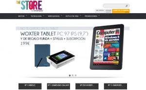 Axel Springer lanza Axel Store, su propia plataforma de comercio electrónico
