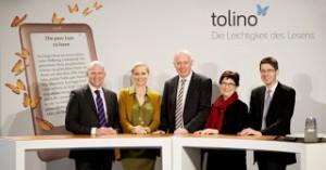 Nace Tolino, una plataforma alemana de distribución y venta de libros digitales