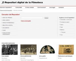 La Filmoteca de Cataluña abre su Repositorio digital