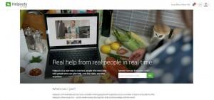 Helpouts, nuevo servicio de Google para el aprendizaje a distancia