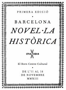 Barcelona y la novela histórica