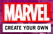 MARVEL Create your own, nueva plataforma de autoedición de cómics